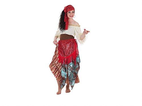 LLOPIS  - Disfraz Adulto zíngara