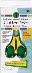 EK Tools Bulk Buy Cutter Bee Scissors Original EKCB01 (2-Pack)