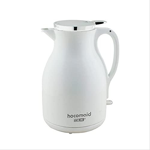 Botella Termo De La Botella De Agua Caliente Del Acero Inoxidable Del Hogar Del Pote Del Aislamiento blanco