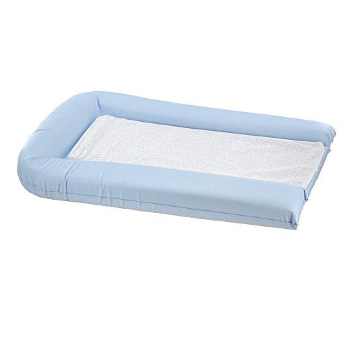 Poyetmotte materasso fasciatoio sfoderabile, asciugamani, Sky, 2-count
