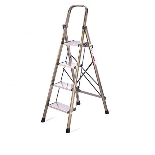 Eenzijdige ladder, binnenklimtrappen tuinbank niet-geïsoleerde ladderframe/veilige belasting 150 kg/Gewicht: 4,5 kg 68 * 136cm