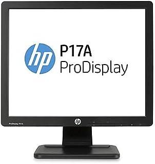 HP ProDisplay P17A 17-Inch LED Backlit Monitor