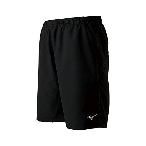 Mizuno 62JB7001 Tennis Wear Game Pants, Unisex, Junior Size - blk