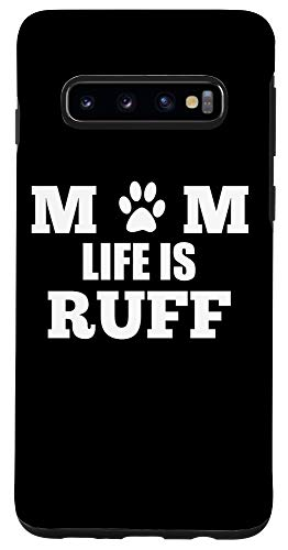 Mom Life Is Ruff - Samsung Galaxy cases