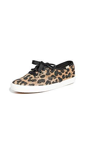 Keds Women's x Kate Spade New York Champion Sneakers, Tan Multi, 7.5 Medium US