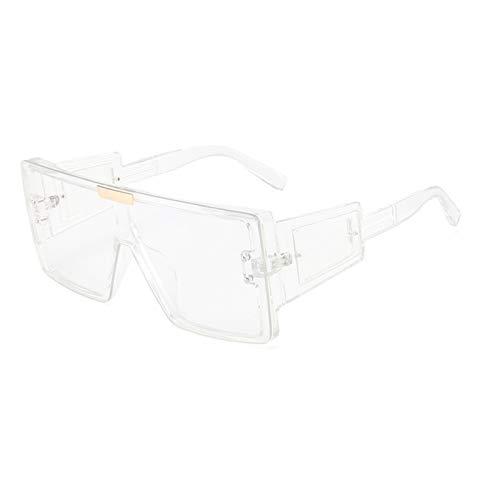 NBJSL Gafas De Sol Para Mujer Vintage Con Montura Grande Gafas De Sol Para Mujer Sombras (Caja De Embalaje Exquisita)