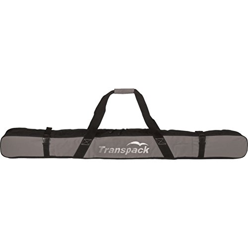 Transpack Classic Series Ski Bag - Single Pair Ski Carrier Max Length 182