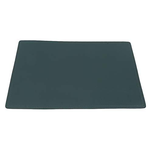 Generic Ifdayy Western High-End Doppelschicht-Tischset, Esstisch-Geschirrmatte für Geschäftsräume,Grün