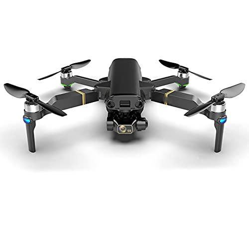 JJDSN Drone GPS 8K UHD, Gimbal a 3 Assi e prevenzione degli Ostacoli Laser OAS, Motore brushless, Quadricottero con Telecomando Video in Tempo Reale 5G WiFi FPV, Tempo di Volo di 25 Minuti, distan
