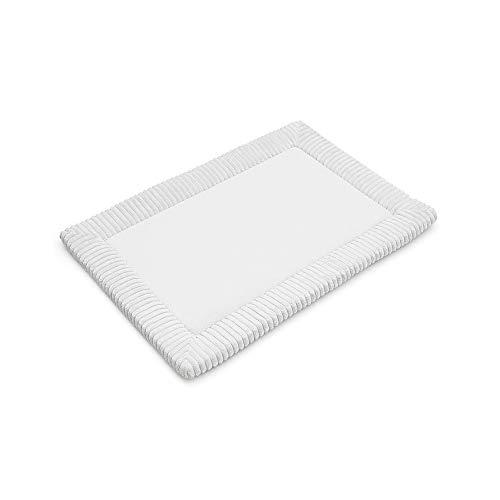 ZTCWS Badtapijt Badmat Antislip Rubber Microvezel Zacht Waterabsorberend Dikke Shaggy Vloermatten Wasbaar in de machine