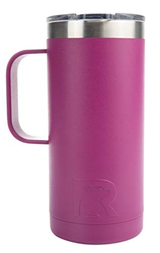 RTIC Travel Coffee Cup (16 oz), Very Berry