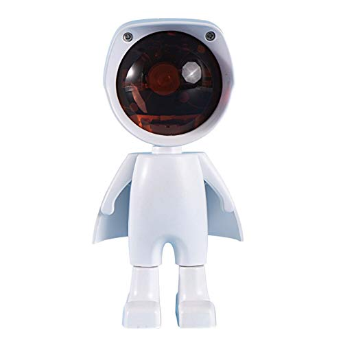 DULG Robot LED Atmosphere Luz nocturna Control táctil Decoración de la pared de la habitación Lámpara de proyección Sunset Rainbow Sun Recargable para reuniones familiares, fiestas, sala de estar, dor