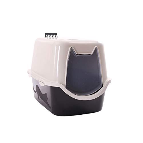 Toalete Gato Duracats Preta Durapets para Gatos