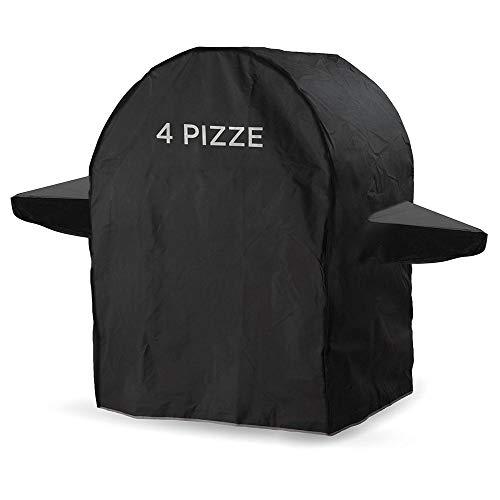 Alfa Telo Copriforno Copertura Impermeabile per Forno A Legna 4 Pizze Pizza
