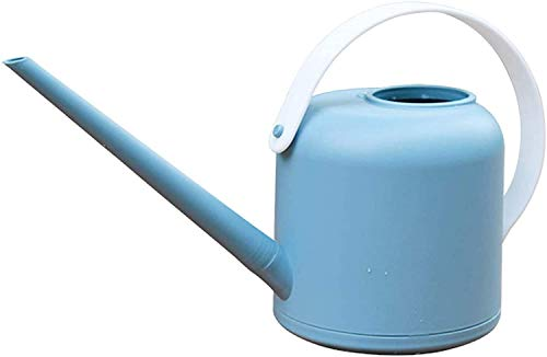 DYB Small watering can for indoor plants Watering Can Vintage Style Watering Can Used for Garden Plants Potted Flower Kettle Indoor for garden, yard (Color : Blue)