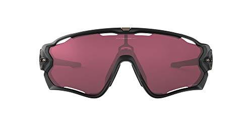 Oakley Oo9290-5231 Occhiali da Sole, Nero Opaco, 131 Unisex-Adulto