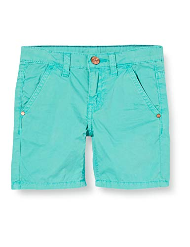 Noppies Jungen B Millis Shorts, Blau (Lagoon P460), (Herstellergröße: 92)