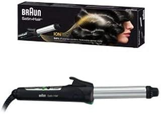 Braun EC1 220V Satin Hair 7 Curler Iontec Curling Iron, 1 Inch