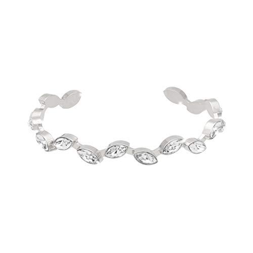 Rebecca Silver Plated Lumiere Bracelet