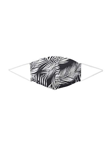 IRIEDAILY Funky Maske Black White Größe: one Size