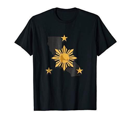 Golden State Mandirigma Pinoy Warrior SF Bay Area TShirt