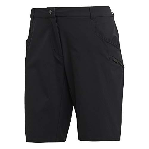 adidas Damen W Trailcross Sh Kurze Hosen, Negro, 44