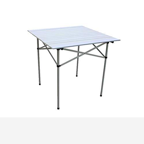 Table Outdoor Klapptisch, Klapptisch und Stuhl, Esstisch, tragbarer Tisch(B1,)