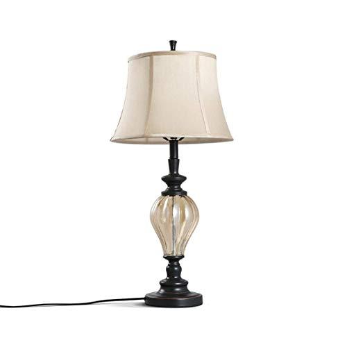 nakw88 Lámpara Escritorio País Simple y Creativo luz Blanca Bombilla Transparente protección Ocular Estudio Trabajo Regalo Sala de Estar Estudio Dormitorio lámpara de Noche 355 * 680 cm