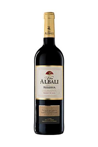 Viña Albali Vino Tinto Reserva DO - Valdepeñas, Botella, 75cl