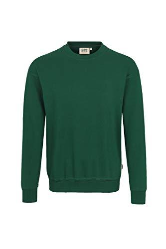 HAKRO Sweatshirt Performance - 475 - tanne - Größe: 4XL