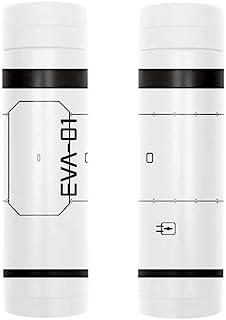 EVANGELION エヴァ初号機エントリープラグ サーモボトル/WHITE