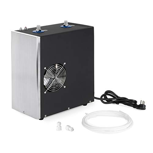 """Express Water Universal Water Chiller Water Cooling System for Water Filters – Compatible with Reverse Osmosis Water Filtration Systems – Includes ¼"""" Quick Connect Set-Up"""