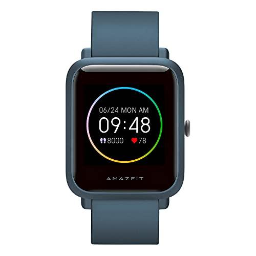 Amazfit Aluminium Watch, Unisex-Adult, Normal