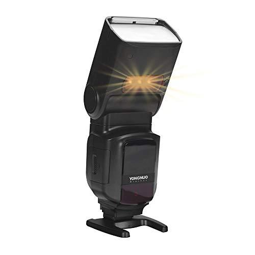 YONGNUO YN968N II TTL Flash Speedlite 1/8000s HSS Built-in LED Light 5600K Compatible with Nikon DSLR Cameras Compatible with YN622N YN560 Wireless System (YONGNUO YN968N New Version)