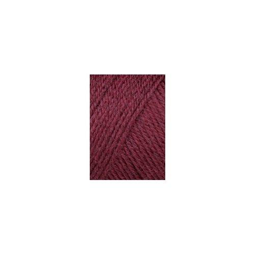 Lang Jawoll Superwash Sockenwolle Farbwahl (84 - weinrot)