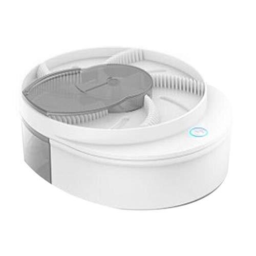SODIAL Trampa de Moscas EléCtrica Efectiva Dispositivo de Plagas Colector de Insectos...
