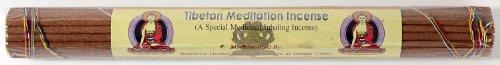 BUDDHAFIGUREN Palitos de incienso tibetanos - Incienso de meditación