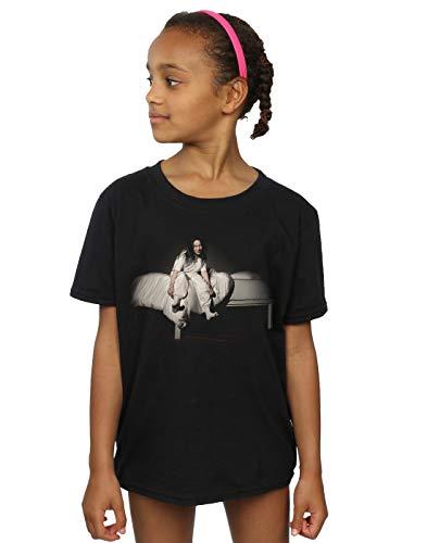 Absolute Cult Billie Eilish Fille Sweet Dreams T-Shirt Noir 12-13 Years