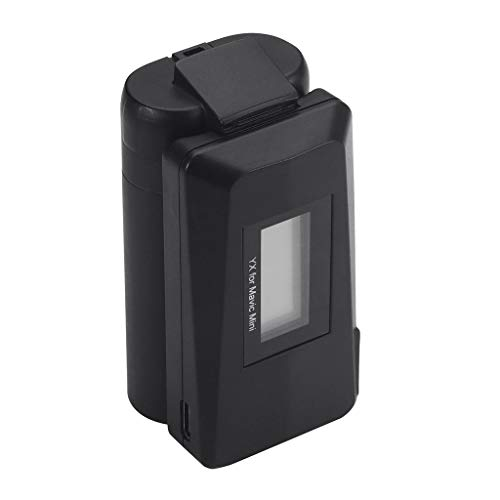 CUEYU Upgrade Drohne Batterie Digital Display USB-Ladegerät für DJI Mavic Mini, Drohne Batterie Charger Hub RC Intelligentes Schnellladen Typ-C USB-Kabel und Adapter für DJI Mavic Mini