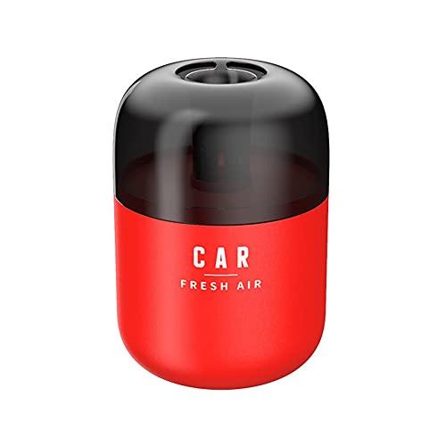 Difusor De Perfume De Coche, Mini Difusor De Aroma Para Coche Ambientador Ultrasónico Adecuado para El Hogar Dormitorio De Bebé Viajes De Oficina