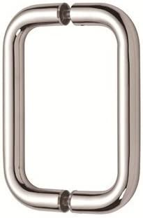 Rockwell Security Tubular Back to Door 8 F Pull Inch security Chrome store