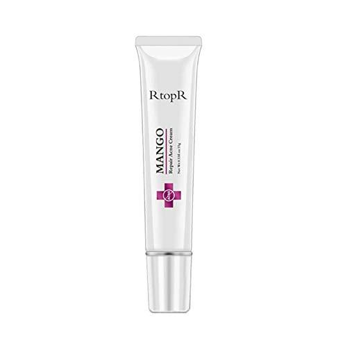 YakeHome Hombres y Mujeres Crema de eliminación de Marcas de acné Control de Aceite Hidratante Facial Productos para el Cuidado de la Piel Crema reparadora de Limpieza del acné