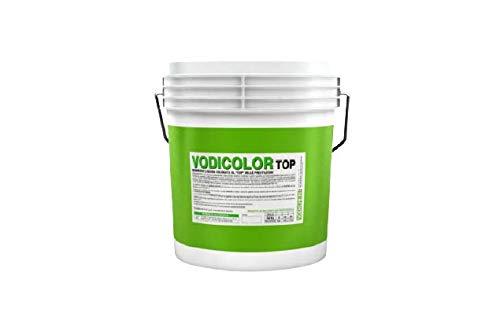 10 kg smalto membrana all 'acqua vernice azzurro chiaro piscine piscina resistente al cloro pittura per 25-50 metri quadri