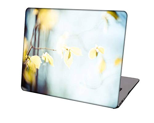 Laptop Case for MacBook Air 13 inch Model A1369/A466,Neo-wows Plastic Ultra Slim Light Hard Shell Cover Compatible MacBook Air 13 Inch No Touch ID,Flowers A 0849