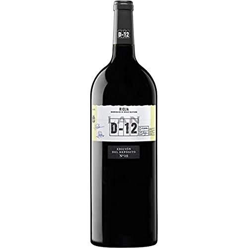 Bodegas LAN, S.A. Vino Tinto LAN D-12 Crianza D.O.Ca. Rioja, 1 x 150 cl