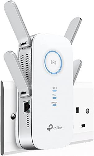 TP-Link RE650 AC2600 Universal Dual Band Range Extender, Broadband/Wi-Fi...