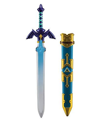 Horror-Shop Link Masterschwert aus The Legend of Zelda als Cosplay Schwert & Zubehör