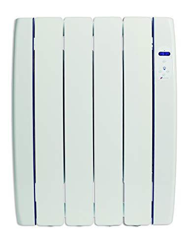 Haverland ePOINT-4 - Emisor Térmico Fluido Bajo Consumo, 500W de Potencia, 4 Elementos, Programable, GPS Integrado, Indicador De Consumo, Funcion ITCS, Funcion BOOST