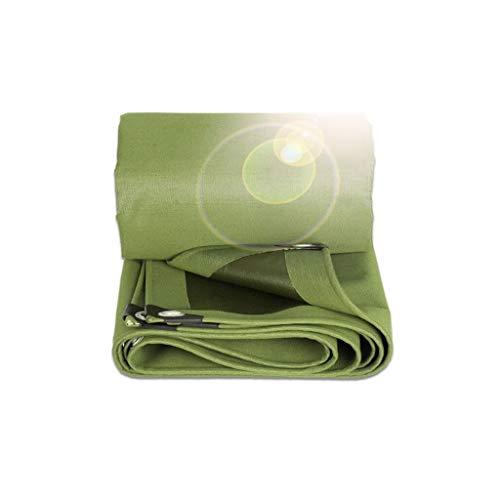 LLRDIAN Lona de Alta Resistencia, Polietileno Tejido de Alta Densidad y Doble Laminado, 100% Impermeable y con protección UV (Disponible en una Variedad de tamaños) Lona alquitranada (Size : 4x4m)