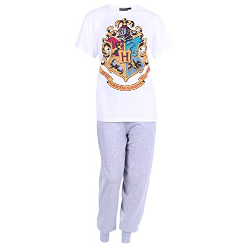 Pijama Blanco-Gris Harry Potter